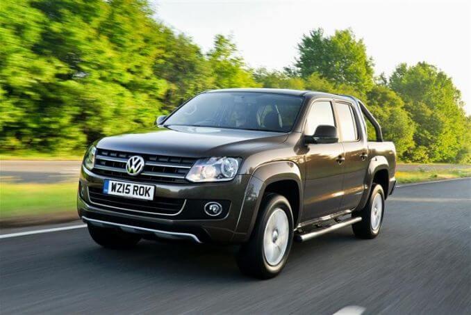 Image 3: Volkswagen Amarok A33 Diesel D/CAB Pick UP Highline 3.0 V6 TDI 258 BMT 4M Auto