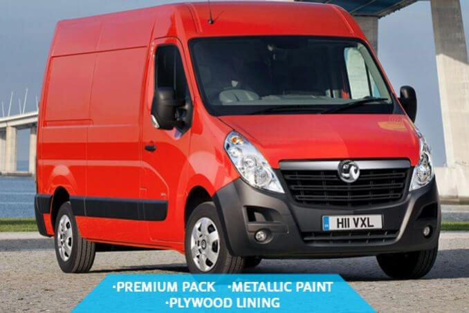Video Review: Vauxhall Movano 35 L3 Diesel FWD 2.3 Cdti H2 VAN 130PS
