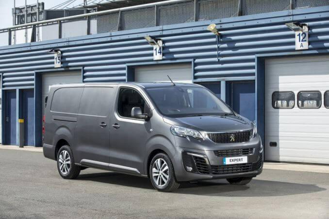 Image 2: Peugeot Expert Standard Diesel 1000 1.5 Bluehdi 100 Professional VAN