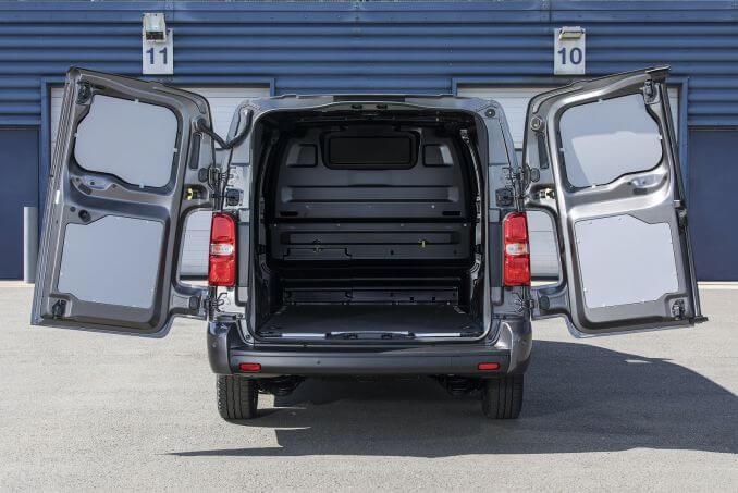 Image 6: Peugeot Expert Standard Diesel 1000 1.5 Bluehdi 100 Professional VAN