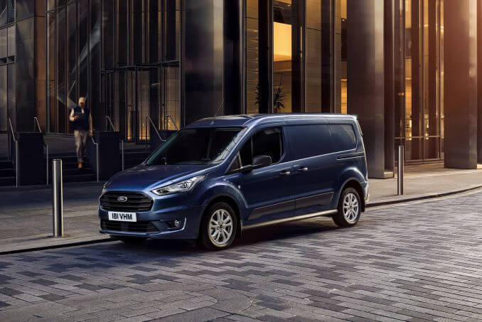 FORD 1.0 EcoBoost 100ps Leader Van