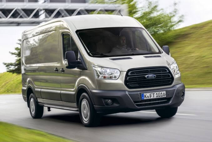 FORD 2.0 TDCi 130ps H2 Trend Van