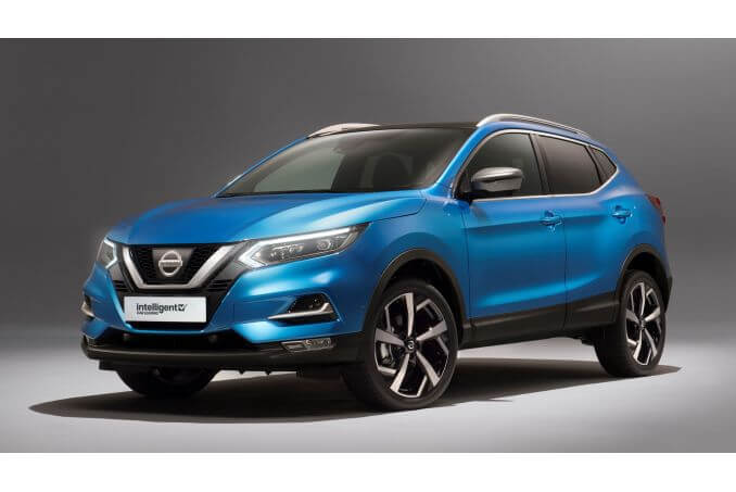 NISSAN QASHQAI HATCHBACK SPECIAL EDITIONS 1 5 dCi [115] N-Motion 5dr