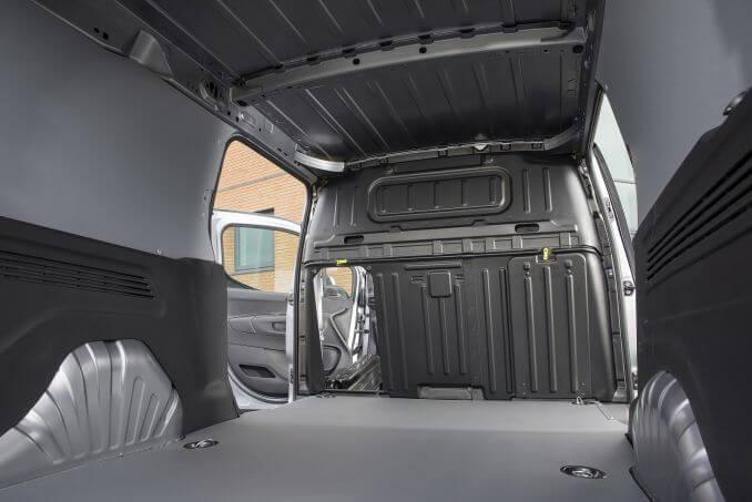 Image 5: Peugeot Partner Standard Diesel 1000 1.6 Bluehdi 100 Asphalt VAN
