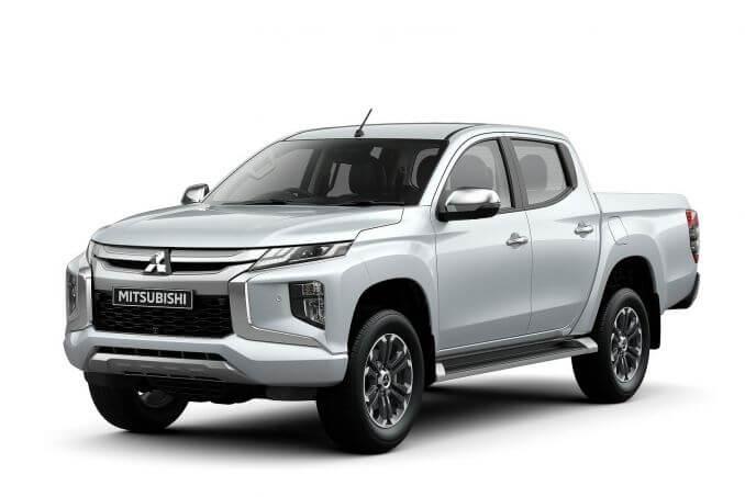 Image 2: Mitsubishi L200 Diesel Double CAB DI-D 150 Warrior 4WD Auto