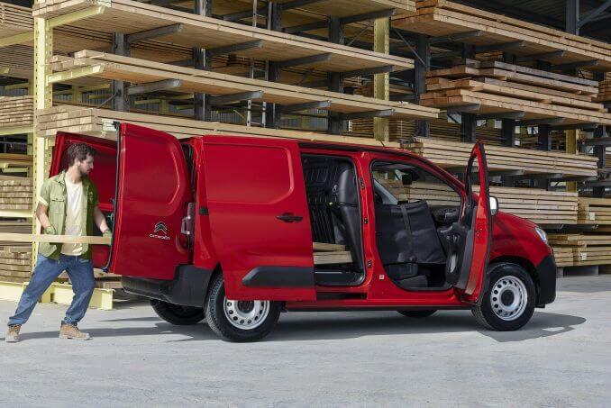 Image 2: Citroen Berlingo M Diesel 1.5 Bluehdi 1000KG Enterprise 100PS