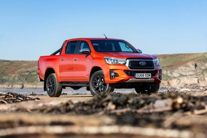 Image 4: Toyota Hilux Diesel Invincible D/CAB P/UP 2.4 D-4D Auto [NAV] 3.5T TOW