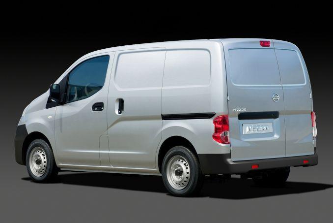 Image 2: Nissan NV200 Diesel 1.5 DCI Acenta VAN Euro 6