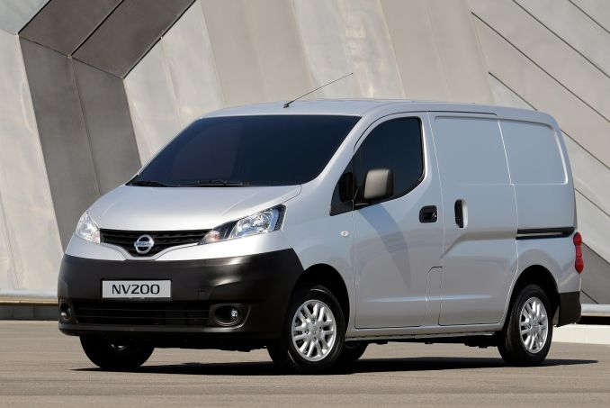 Video Review: Nissan NV200 Diesel 1.5 DCI Acenta VAN Euro 6