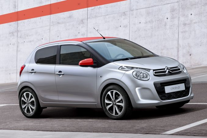 CITROEN 1.2 PureTech Flair 5dr