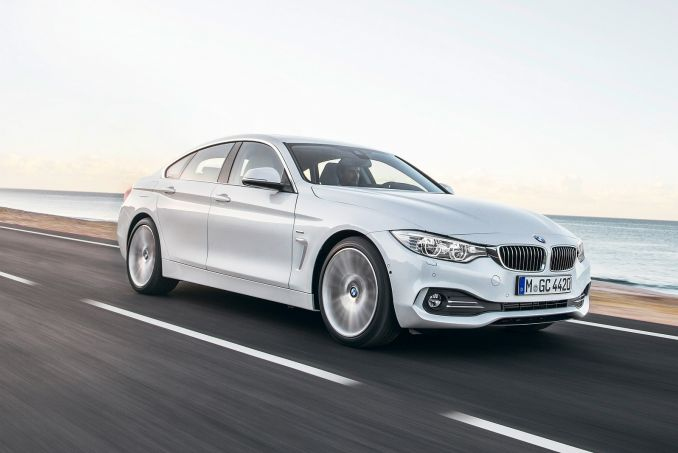 BMW 430d M Sport 5dr Auto [Professional Media]