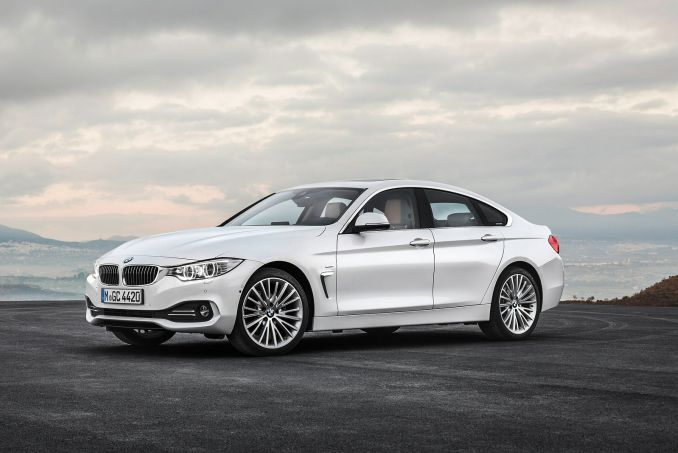 BMW 420i M Sport 5dr [Professional Media]