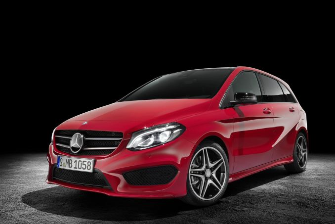 MERCEDES-BENZ B180 Exclusive Edition Plus 5dr