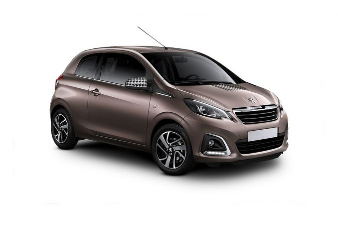 PEUGEOT lease deals - Intelligent Car Leasing