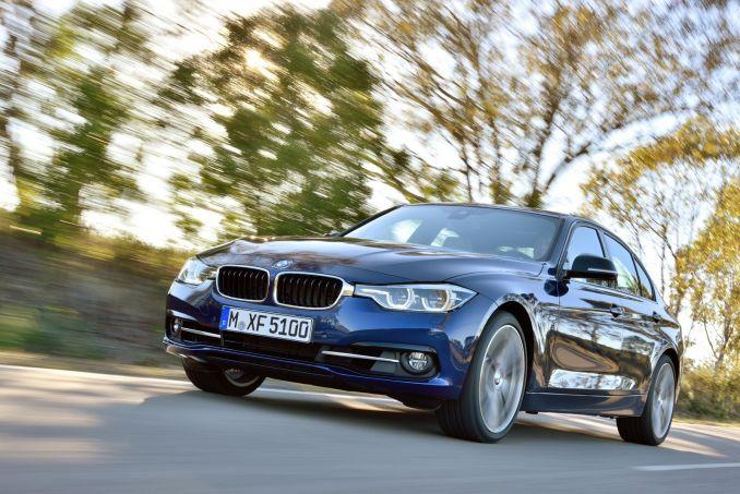 BMW 320d M Sport 4dr