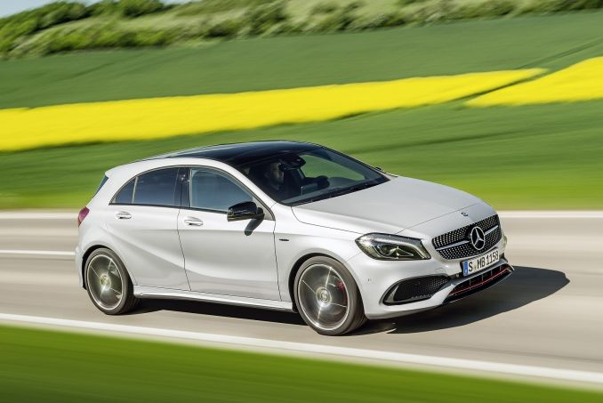 Mercedes Benz Lease Deals Intelligent Car Leasing