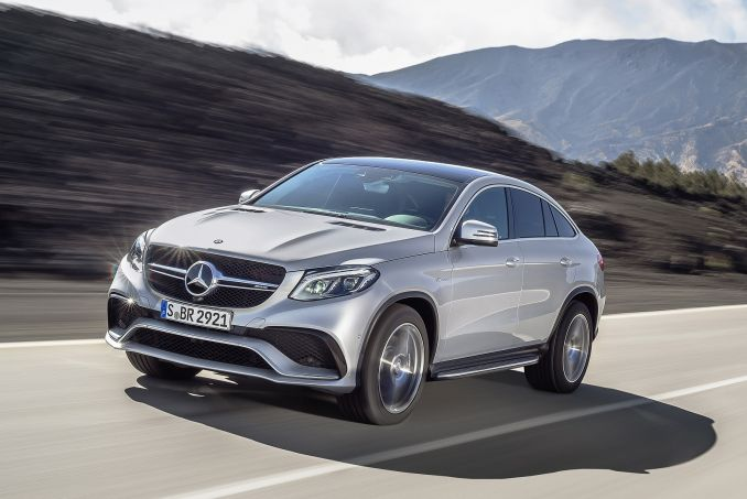MERCEDES-BENZ GLE 350d 4Matic AMG Night Ed Prem + 5dr 9G-Tronic