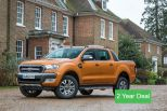 Video Review: Ford Ranger Diesel Pick UP Double CAB Wildtrak 3.2 TDCI 200 Auto